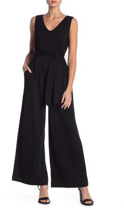 Max Studio Wide Leg Jumpsuit