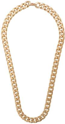 Susan Caplan Vintage '1990s statement chain necklace