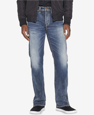 Silver Jeans Co. Men's Craig Easy-Fit Bootcut Stretch Jeans