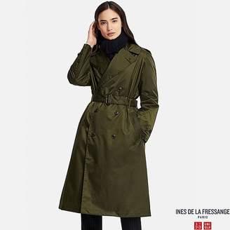 Uniqlo Women's Nylon Trench Coat (ines De La Fressange)