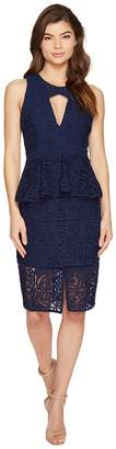Adelyn Rae Laureen Woven Lace Sheath Dress Women's Dress