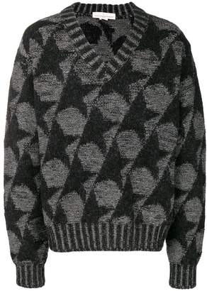 Golden Goose v-neck knit sweater