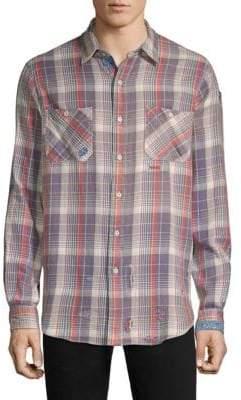 Polo Ralph Lauren Bihlmaier Plaid Button-Down Shirt