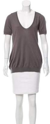 Inhabit Cashmere Knit Top w/ Tags