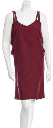 McQ by Alexander McQueen Sleeveless Shift Dress $115 thestylecure.com