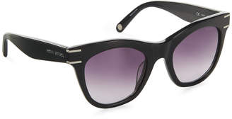 Henri Bendel Charlotte Square Sunglasses