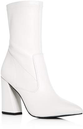 Kenneth Cole Women's Galla Leather High-Heel Booties