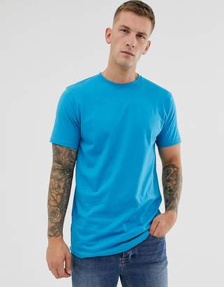 Soul Star t-shirt in blue