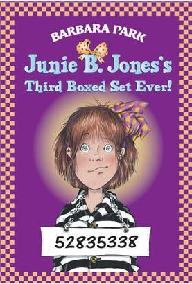 Penguin Random House Junie B. Jones's Third Boxed Set Ever!