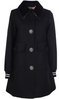 N°21 N.21 N21 Embellished Coat