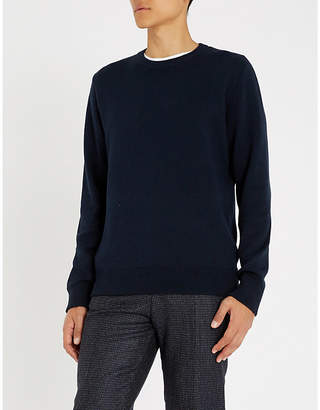 Corneliani Crewneck knitted sweatshirt