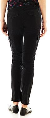 JCPenney Tyte Jeans Rewash Skinny Cargo Pants