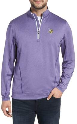 Cutter & Buck Endurance Minnesota Vikings Regular Fit Pullover