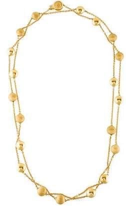 Chimento 18K Gold Station Necklace