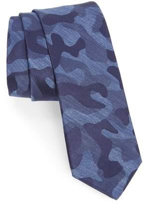 Ted Baker Camo Silk Tie