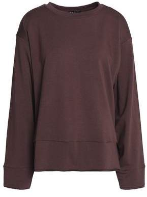 Koral Stretch Modal And Cotton-Blend Terry Sweatshirt