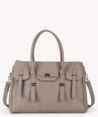Sole Society Miah structured buckle weekender
