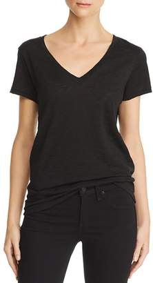 Goldie Classic V-Neck Tee