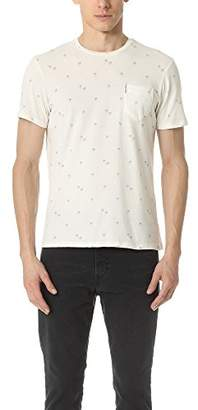Ben Sherman Men's Palm Tree Print Tee