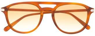 Brioni round sunglasses