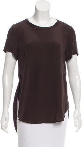3.1 Phillip Lim3.1 Phillip Lim Silk Short Sleeve Top