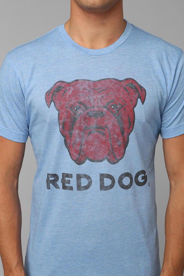 Urban Outfitters Red Dog Tee