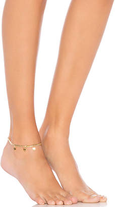 joolz by Martha Calvo Chella Anklet