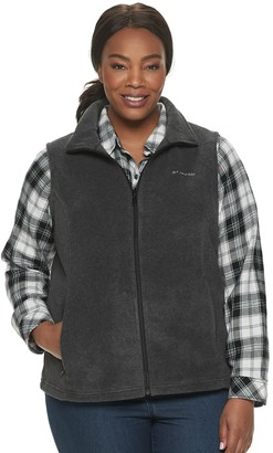 Columbia Womens Benton Springs Fleece Vest