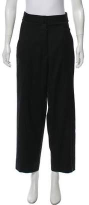 La Garçonne Moderne Wool High-Rise Pants w/ Tags