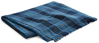 """Ralph Lauren Home Evan Throw Blanket, 54"""" x 72"""""""