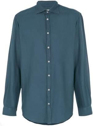 Massimo Alba collared shirt