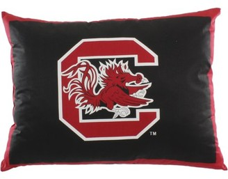 "NCAA College Covers Licensed Throw Pillow or Decorative Pillow, 20"" x 28"""