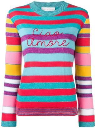 Giada Benincasa Lab Stripes jumper