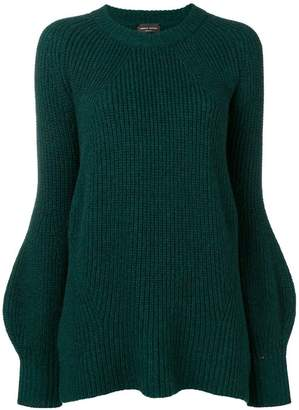 Roberto Collina cable knitted jumper