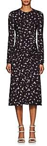 Altuzarra Women's Maria Teresa Floral Jersey Dress - Black