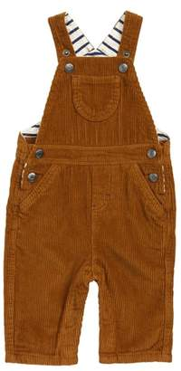 Boden Mini Woven Dungaree Overalls