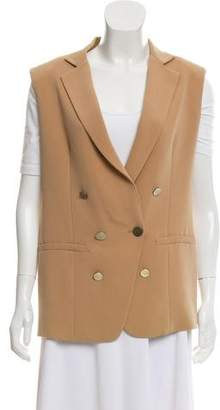 Jenni Kayne Tailored Double-Breasted Vest