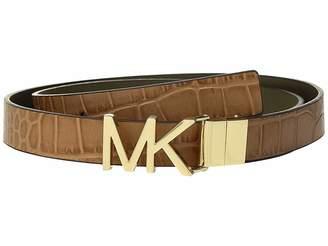 MICHAEL Michael Kors 25 mm (1) Exotic Reversible Belt