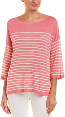 NYDJ Serra Linen-Blend Sweater
