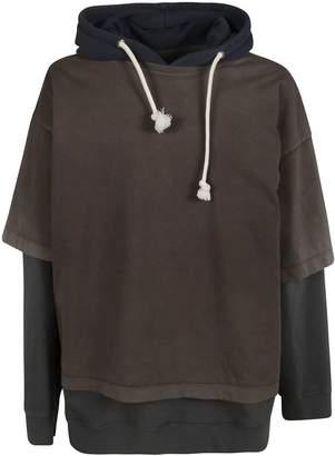 Maison Margiela Long Sleeved Hoodie