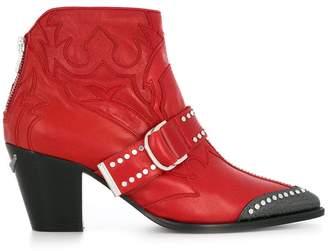 Zadig & Voltaire Cara boots