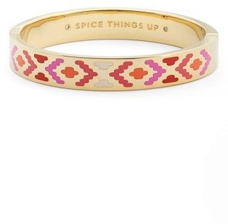 Women's Kate Spade New York Idiom - Spice Things Up Bangle $78 thestylecure.com