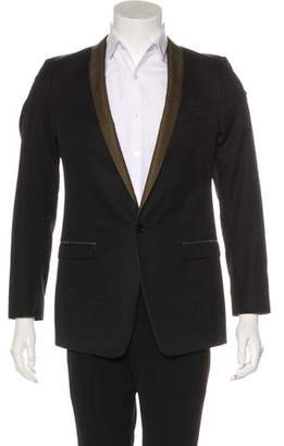Dolce & Gabbana Silk-Blend Blazer