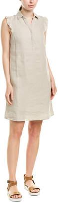 BeachLunchLounge Linen Shift Dress