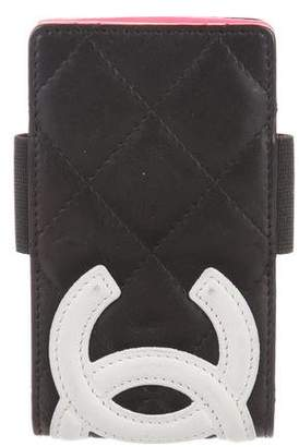 Chanel Mini Ligne Cambon iPod Case