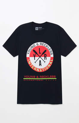 Young & Reckless Naval T-Shirt