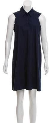 3.1 Phillip Lim Sleeveless Button-Up Dress