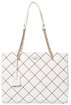 Kate SpadeEmerson Place Phoebe Leather Tote