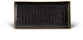 L'OBJET Crocodile Medium Rectangle Tray