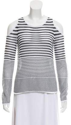 Rag & Bone Cold-Shoulder Knit Top